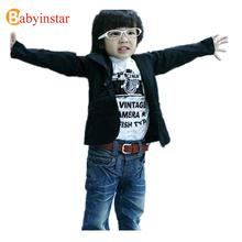 2017 Limited Boys Jacket Boy Coat Brand Children Casual Outerwear Urban Baby Clothes Kids Jackets&coats Clothing Sets New Arrive