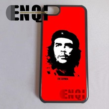 Hot models Che Guevara pattern DIY Manufacture PC Material Phone protection case for iphone 5c cover