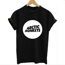 Arctic Monkeys Men's Tee Shirt Indie Rock And Roll Short Sleve O-neck Loose Thisrts Music Brand Summer new Hip hop Men T shirts