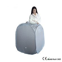 Steam Sauna with steamer khan weight loss Beneficial skin Home Sauna Rooms bath SPA with sauna bag(China)