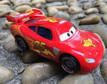 No. 95 Mcqueen Pixar Cars Radiator Diecast Metal Car Toy 1:55 Diecast Metal toys baby toy cars trucks Lightning McQueen(China)