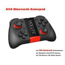 Smart Wireless Game Controller VR Games Joypad Bluetooth Gamepads Game Handle for IOS Android Mobilephone Pad TV PS3 PC Consoles