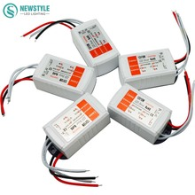 5pcs/lot DC 12V 18W Power Supply LED Driver Adapter Transformer Switch For LED Strip LED Lights(China)
