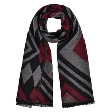 Autumn And Winter Explosion Will Diamond Imitate Cashmere Classic Lattice Pattern Men Women General Purpose Be Scattered Scarf(China)