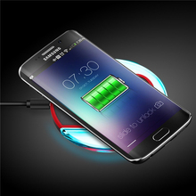Qi Wireless Charger Charging Pad Original for SAMSUNG GALAXY S6 S6 Edge S6 Edge+ Plus S7 S7Edge Note5 Lumia 920/93 HTC 8X LG G3