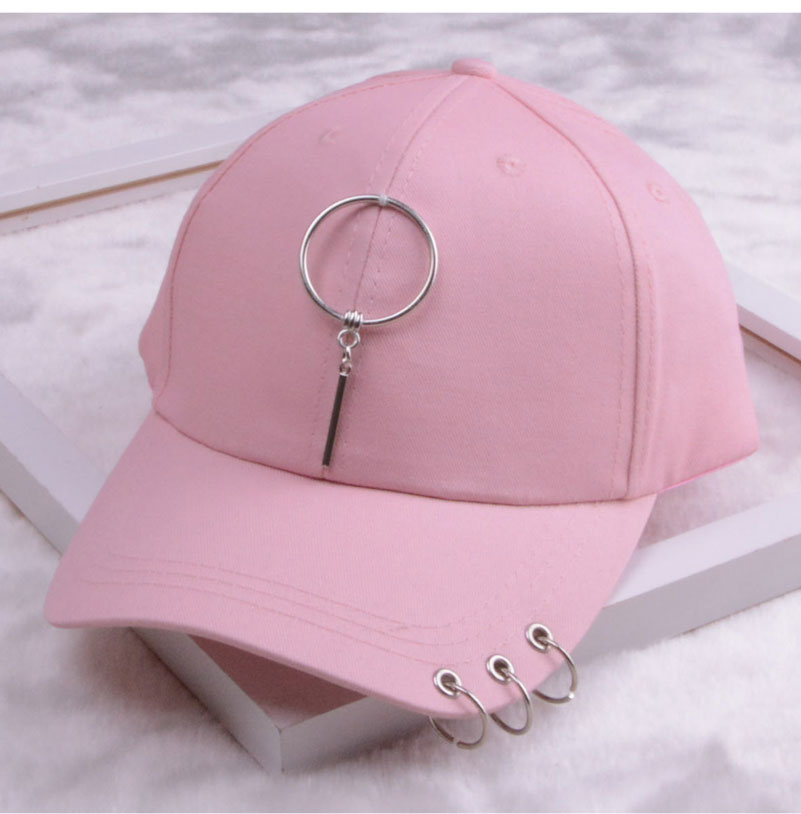 baseball cap with ring dad hats for women men baseball cap women white black baseball cap men dad hat (2)