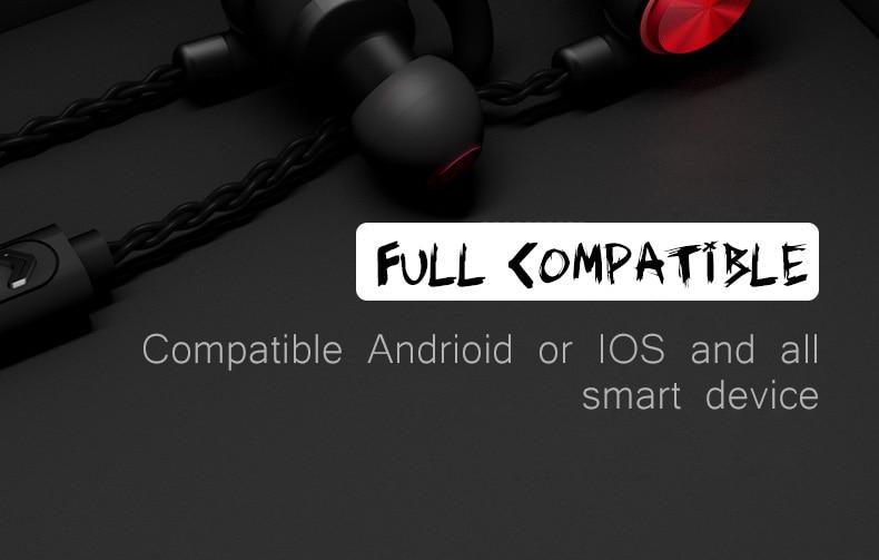 SKhifio Magnetic Earphone Bluetooth 4.1 Wireless Earphones Sport Headset with Mic Microphone Handsfree for Smartphone Phone