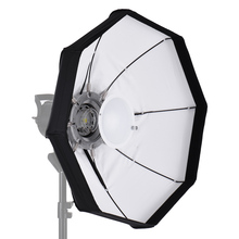 8-Pole 60cm White Beauty Dish Softbox Folding Beauty Flash Softbox Light with Bowens Mount for Studio Strobe Flash Light(China)