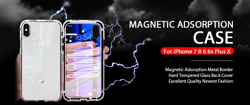 Magnetic Case Notice
