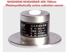 NHGH09AI NHGH09AR 400-700nm Photosynthetically active radiation sensor Irradiation photosynthesis Light quantum meter(China)