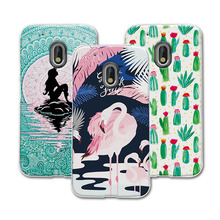 For Motorola MOTO G4 Case Mermaid Painting Hard Plastic Phone Protective Case For Motorola Moto G4 Plus G 4