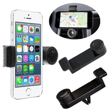 360 Degree Portable Car Air Vent Holder for iPhone /Samsung /HTC /LG/Huawei/Sony/Lenovo for Xiaomi /Microsoft Phone Car Trestle