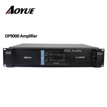 (Black Friday) Blue board DP9000 power amplifier sound standard amplifier(China)