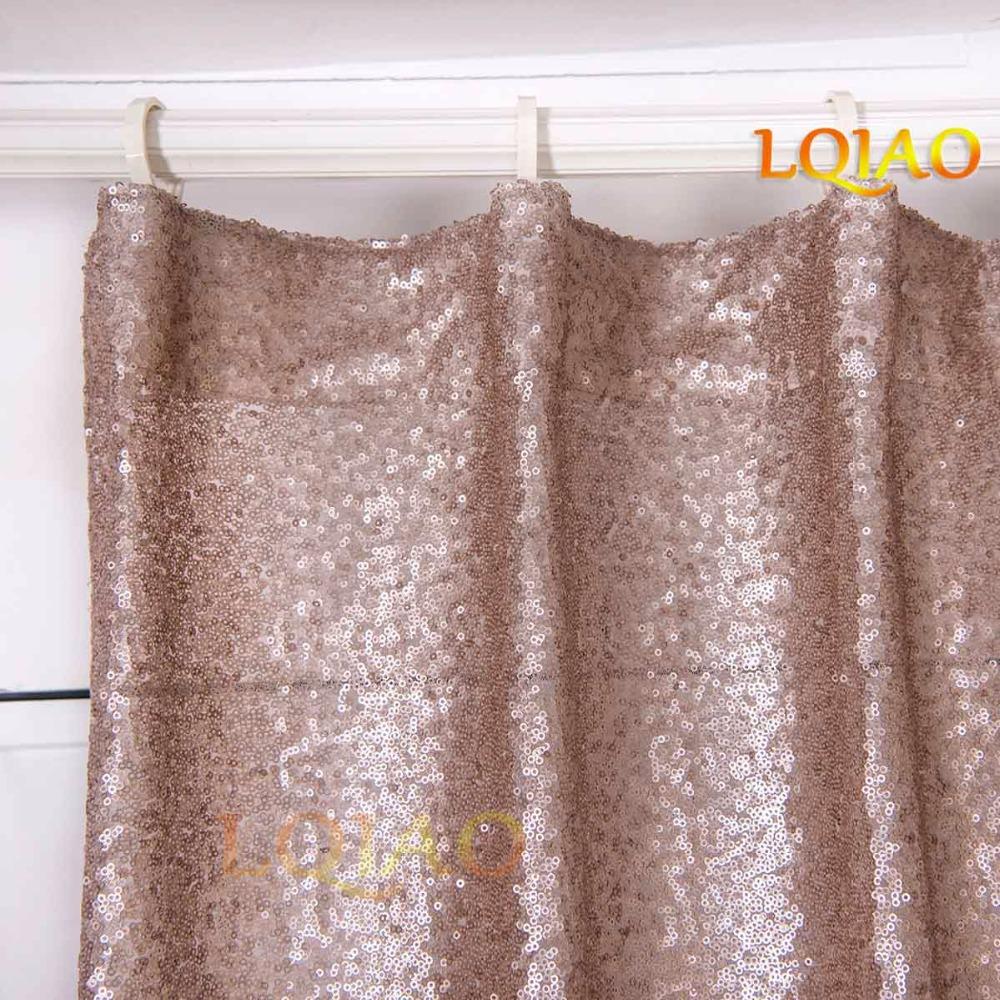 Champagne Curtain-2