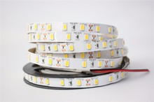Double PCB higher brightness !!! 5630 5m LED strip Light NON-Waterproof Lighting 300leds 60leds/m white / warm/coldwhite