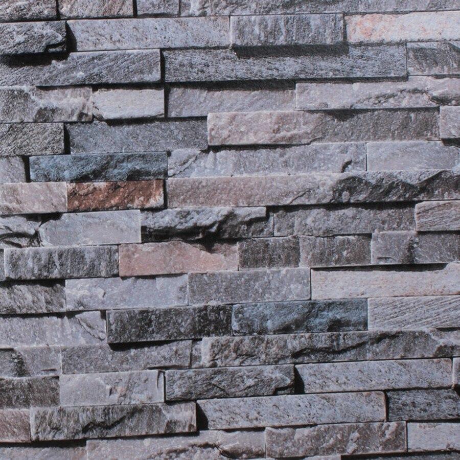 PVC Vinyl Vintage Brick Stone papel de parede 3D Wallpaper for walls 3 d Living room TV background Home Decoration 3d wall paper<br><br>Aliexpress
