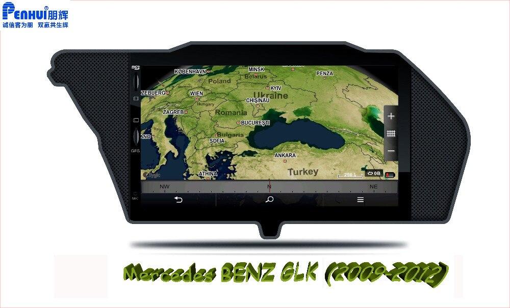 Benz GLK sygic map-1