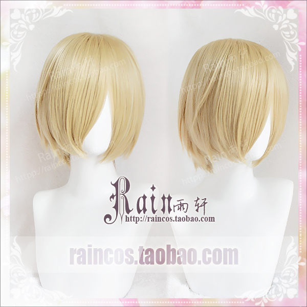 New Arrival YURI!!! on ICE Yuri Plisetsky Cosplay Wig High Quality Heat Resistant Synthetic Hair Anime Wigs<br><br>Aliexpress