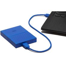 Western Digital My Passport 2.5 sata Portable Encryption HDD Storage Memory Devices External Hard Drive Disk USB 3.0 1TB 2TB 4TB(China)