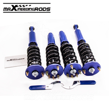Coilovers Suspension Kits for 04-08 Honda Acura TSX 03-07 for Honda Accord Shock Struts coil Spring Adj. Ride Height blue(China)