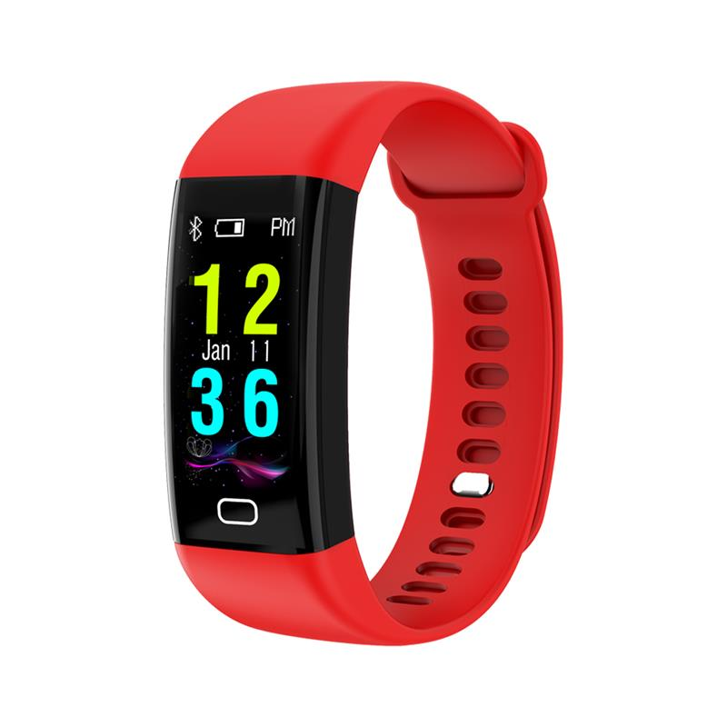 2018 Smart bracelet heart rate monitor Blood Pressure Fitness Tracker smartband sport watch for ios android PK xiaomi mi band 2 (4)