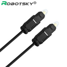 3m 5m Toslink Audio Cable Digital Optical Audio Converter Cabo High Quality SPDIF Connector Kabel For CD DVD Player Xbox Speaker(China)