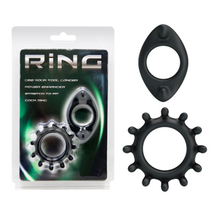 Buy 2pcs/set Silicone Male Cock Rings Time Delay Ejaculation Penis Rings Adult Lasting Sex Toys Sex Products Men / Couple O15