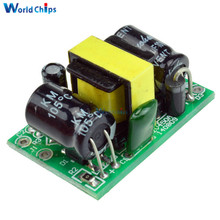 Automatic Protection! AC-DC 5V 700mA 4W Max Step Down Buck Converter AC220V To DC5V Step-down Power Supply Module Free Shipping(China)