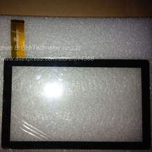 New 7'' inch Replacement Capacitive Touch Screen Digitizer Panel For Allwinner A13 A23 A33 Q8 Q88 Tablet PC 10pcs/lot(China)