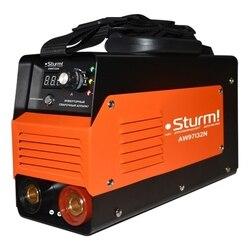 Аппарат сварочный инверторный Sturm! AW97I32N (Диапазон тока 20-320А, 170-250 В, 9,4 кВт, Диаметр электрода 1.6 -5 мм)