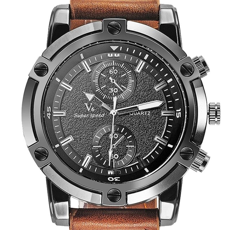 Big Dial Sport Watches Military Army Men Fashion Casual Wristwatch Luxury Top Brand Business Watch Men Clock Relogio Masculino<br><br>Aliexpress