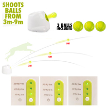 Funny Tennis Ball Thrower Exercise Toy Trainer Catch Cricket Baseball Kid Dog Flying Disc Ball Play Interactive Game Hyper Fetch