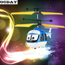 Buy OCDAY Mini RC Helicopter Flying Toys Upgrade Version Remote Control Drone Aircraft Plane Floating Toys Gift Children for $8.56 in AliExpress store