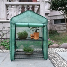 Batawa Brand 2-Layer Greenhouse For Outdoors Stands Greenhouse(China)
