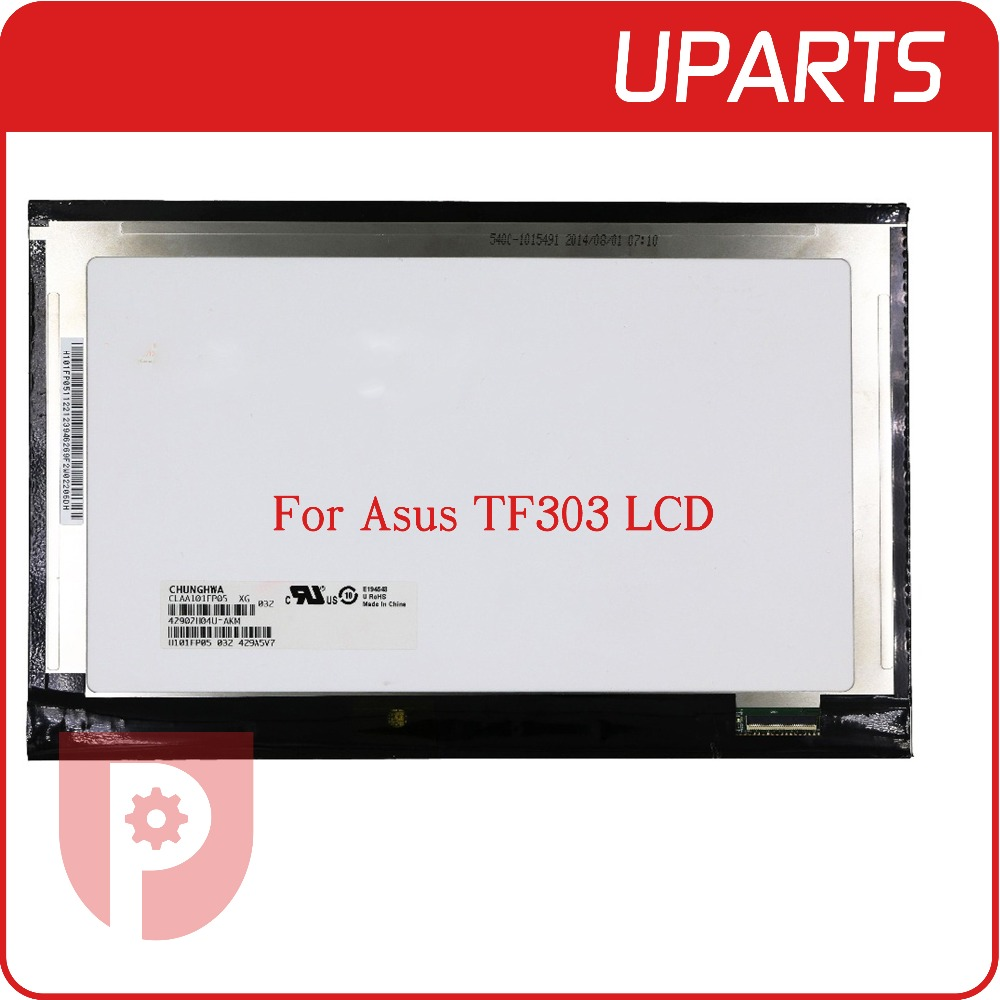 5pcs/lot 100% Tested High Quality 10.1 For Asus Transformer Pad TF303  TF303K LCD Display Screen Free Shipping+Tracking Code<br><br>Aliexpress