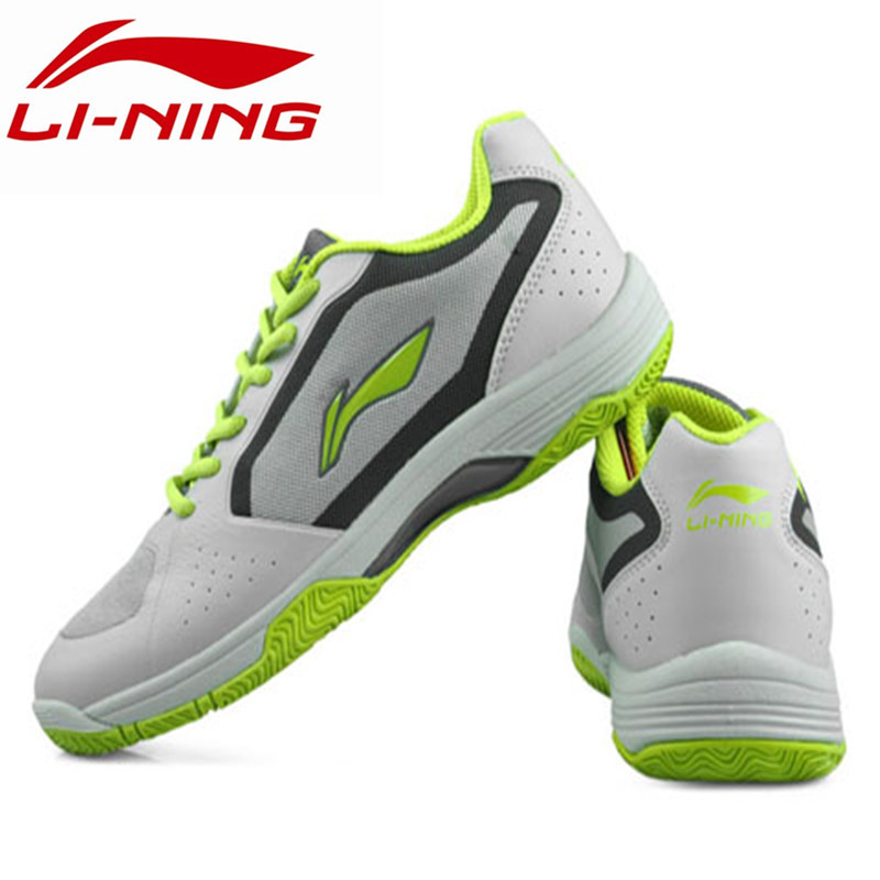 LI-NING Original Men Table Tennis Shoes Indoor Training Breathable Hard-Wearing Sneakers Sport Shoes APPH005<br>