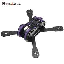 67g Realacc Purple150 150mm Wheelbase 2.5mm Arm Frame Kit For RC Multicopter Models Toys Models ESC Flight Controller Accs