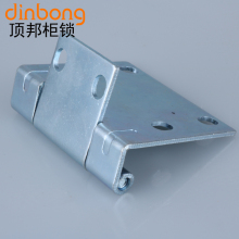 Dinbong CL273 iron hinge totem cabinet, standard case cabinet, door hinge, high and low pressure cabinet hinge(China)