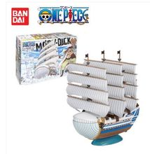 one piece white beard Pirate Grand ship collection boat Assembling toy model kit boy kids birthday gifts Brinquedo(China)