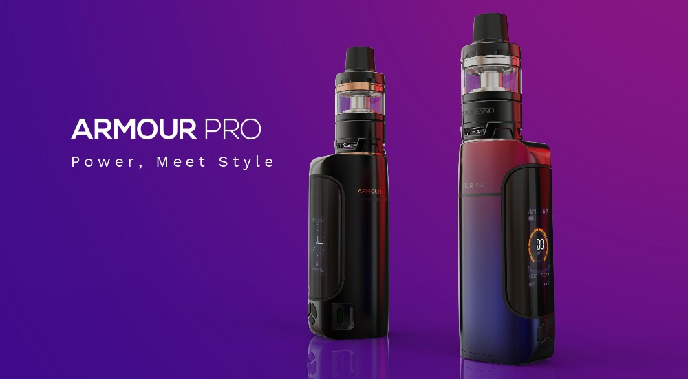 Vaporesso Armour Pro 100W TC Vape Kit (no battery) (1)