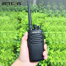 10W Retevis RT81 DMR Walkie Talkie Digital/Analog IP67 Waterproof 32CH UHF 400-470 Mhz VOX Encryption Portable CB Radio A9119A(China)