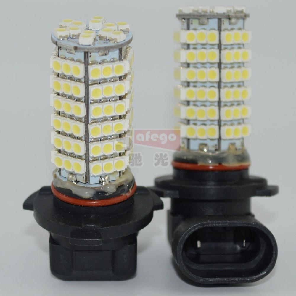 2pcs dc 12v 120smd h8 h11 9005 hb3 9006 hb4 led h8 9005 led headlight led 9005 hb4/9006 car fog light led bulb<br>