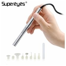 Supereyes 200X Digital Microscope Endoscope Borescope Camera Video USB Portable Real Dental Otoscope Camera Health Kit B005+