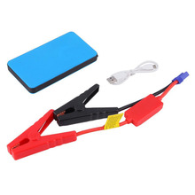 Current Portable Car Jump Starter Charger Power Bank Emergency Car Battery Booster Pack Jump starting device(China)