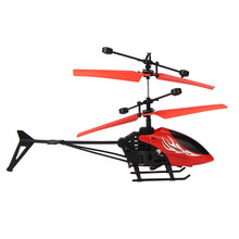 100% brand new and high quality Flying Mini RC Infraed Induction Helicopter Aircraft Flashing Light Toys For Kid