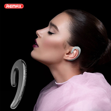 Buy Remax Mini Bluetooth Earbuds Microphone Sport Wireless Music Earphones Bluetooth V4.1 bone conduction Ear hook headphones for $17.15 in AliExpress store