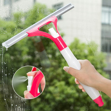 Spray Type Window Cleaners Cleaning Brush for Washing Windows Brush Glass Wiper
