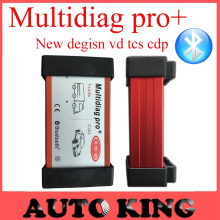 2017 Big discount! Multidiag pro with Bluetooth vd tcs cdp pro for Cars / Trucks obd2 auto OBD2 diagnostic tool Free Shipping