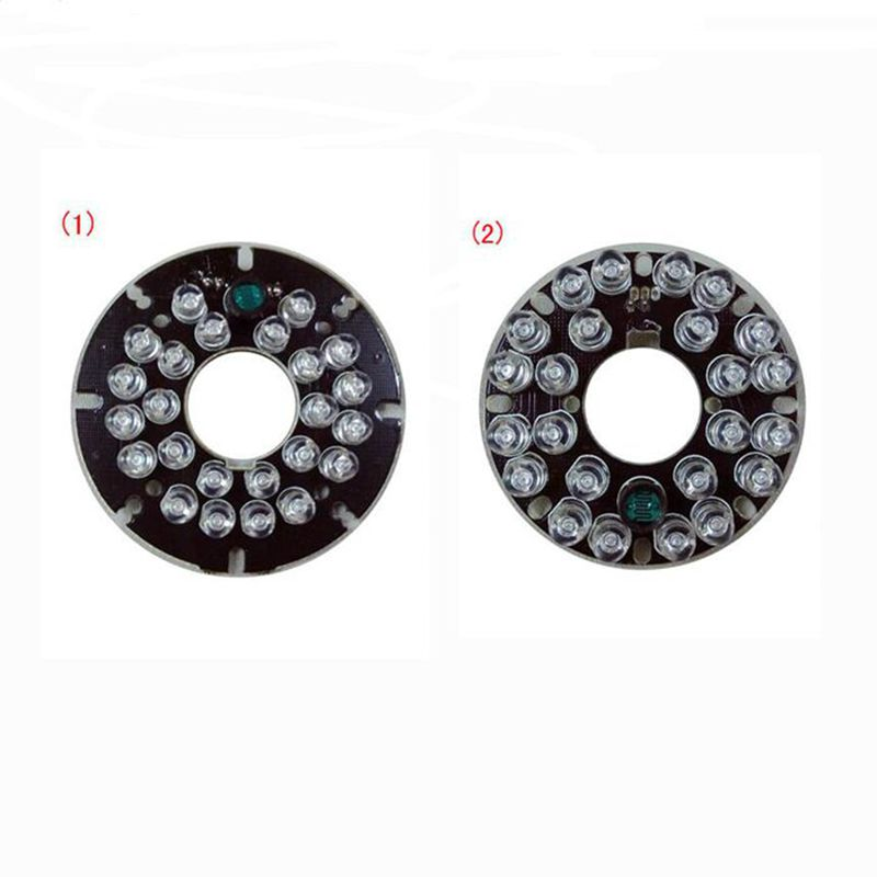 High Quality &amp;5 24 LED IR illuminator Light Board Plate For CCTV Security Camera , Cheap Price and 5pcs Enjoy 11% OFF<br><br>Aliexpress