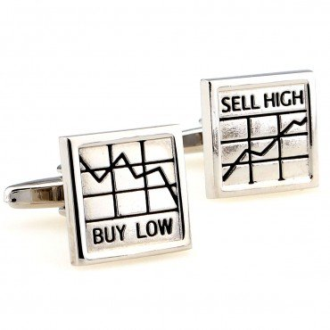 Stock  Cufflink 15 pairs Wholesale Free Shipping